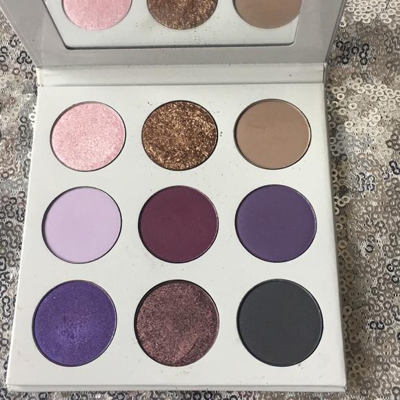 Kylie Cosmetics Other - KYLIE pressed powder eyeshadow palette